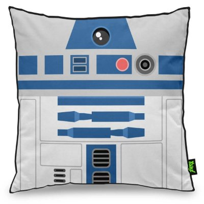 Almofada Geek Side Faces - R2