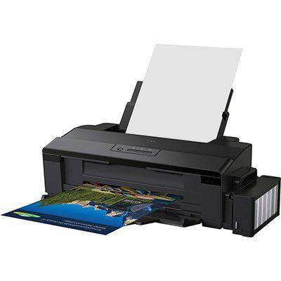 Impressora tanque de tinta Ecotank A3+ L1800, Colorida, Conexão USB, 110v - Epson