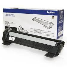 Toner ORIGINAL BROTHER TN 1060 / TN1060 com rendimento de 1000 págs para HL - 1110, 1112 , DCP - 1512 , MFC - 1810 e 1815 .