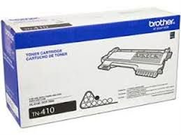 Toner preto ORIGINAL BROTHER TN 410 / TN410 para HL - 2130 e DCP - 7055, rendimento 1000 pags