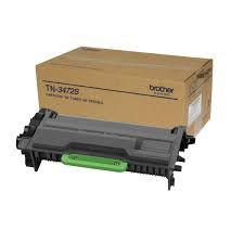 Toner Black TN3472 / TN 3472 / TN-3472 de super alto rendimento 12.000 páginas para impressoras DCP-L5502DN, DCP-L5652DN, HL-L5102DW, HL-L6202DW, HL-L6402DW, MFC-L5902DW, MFC-L6702DW, MFC-L6902DW