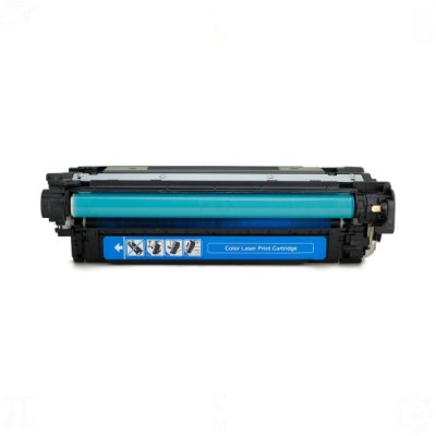 Toner HP CE 401A 401 507A/  M575F M575C M570DN M551DN M551N/ Ciano/ Compatível