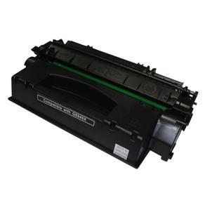 Toner compatível Q5949A / 7553A para HP LaserJet 1160/1320/P2014/P2015/3390/3392/M2727MFP, Canon LBP-3310/3370/LBP-3300, Rendimento 3.000 páginas