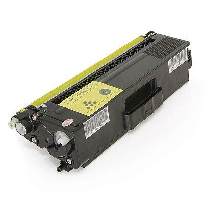 TN-310Y TN 310 Y Toner Yellow compatível para impressoras Brother HL-4150CDN, HL-4570CDW, HL-4570CDWT, MFC-9460CDN, MFC-9560CDW e MFC-9970CDW.