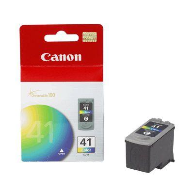Cartucho de tinta canon Cl 41 color para iP 1200, iP 1300, iP 1600, iP 2200, iP6210D, iP6220D, MP 150, MP 170 MP 450.