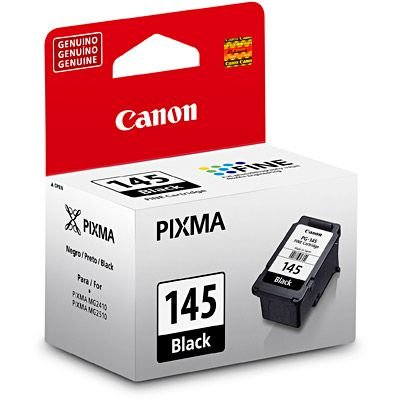 Cartucho original Canon PG-145 BK 8 ml
