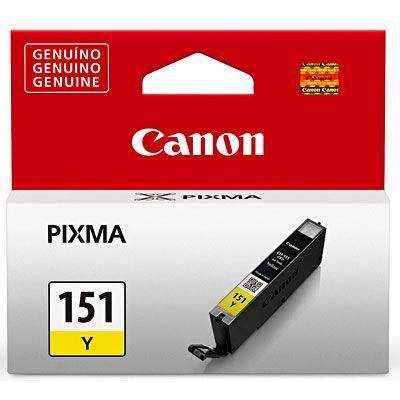 Cartucho 7ml amarelo CLI151Y Elgin CX 1 UN