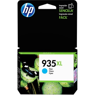 Cartucho HP 935XL ciano C2P24AB HP CX 1 UN