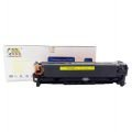 Toner compatível HP CF382 CF 382 CE412 CE 412 CC532 CC 532  amarelo M451 M475 CP2025 M476