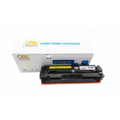 Toner compatível HP CF402X CF 402 X CF402 201X Amarelo Laserjet PRO M252DW M277DW