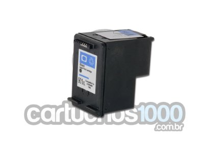 Cartucho de Tinta HP 901XL COR PRETA 901 CC654 AL CC 654 AB CC 653 AB / Officejet J4660 / Compatível / Preto