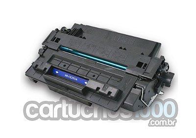 Toner HP CE 255 A CE 255 AB 255 A / P 3015 P 3015 N P 3015 DN P  3016 Enterprise 500 M 525 F / Compatível