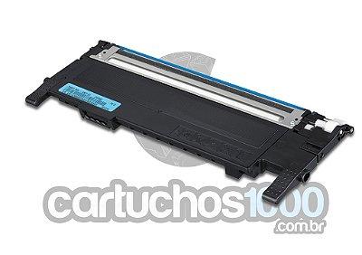 Toner Samsung CLT-C407S 407S 407/ CLP 325W CLP 320N CLP 320 CLP 325 CLX3185N CLX 3185 / Compatível / Ciano