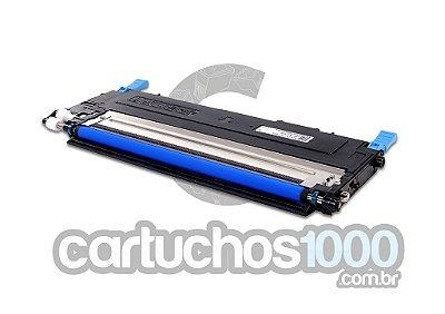 Toner Samsung CLT-C409S CLTC409S 409/  CLP 315 CLP 310 CLX 3175 CLX 3170/ Compatível/ Ciano