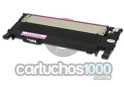 Toner Samsung CLT-M406S 406/ CLP365W CLP 365 CLP 360 C 460W C 460FW C410W CLX3305/ Compatível/ Magenta