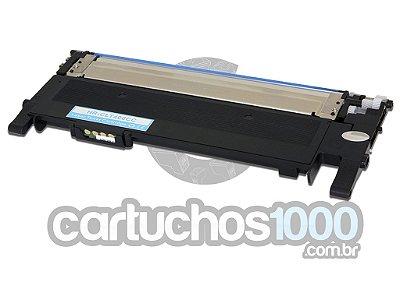 Toner Samsung CLT-C406S 406/ CLP365W CLP 365 CLP 360 CLX 3305 C460W C460FW C410W/ Compatível/ Ciano