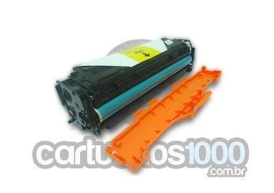 Toner HP CE412A 305A 412 A 305/  M351 M451 M475 M375 M451DW M451NW M475DW / Amarelo / Compatível