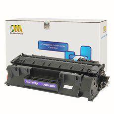Toner HP CE 505 A 505 / CF 280 A / 280 / 80A / P2035 P2035N P2055D P2055DN P2055X/ Compatível