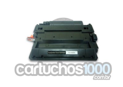 Toner HP CE 255 X  55 X 255 / HP P 3015 P 3015 N P 3015 DN P 3015 X / Compatível