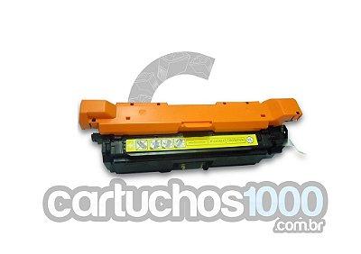 Toner HP CE 252A 252 A 252/ CP3525 CM3530/ Amarelo/ Compativel