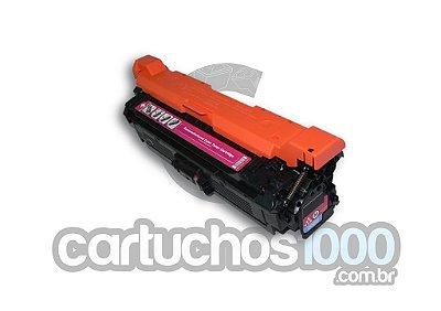 Toner HP CE 253A 253 A 253/ CP3525 CM3530/Magenta/ Remanufaturado