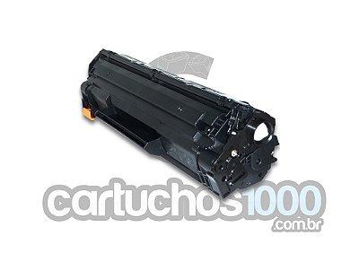 Toner HP CB 436A 36A 436/ M1120 P1505 M1522/Preto/Compatível