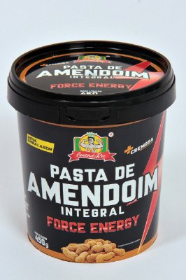 Pasta Integral de Amendoim - Force Energy 450g