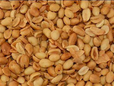 Amendoim com alho