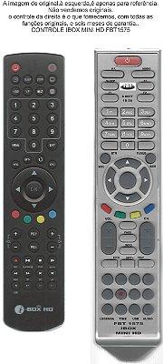 Controle Remoto Compatível - IBOX CONVERSOR MINI HD MINI SD HD NEW MINI