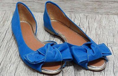 Sapatilha Aberta Azul bic - Ref 005