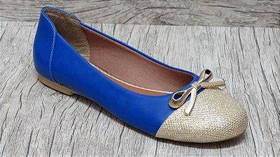 Sapatilha Azul - Ref 006