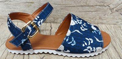 Avarca Confort - Jeans Floral