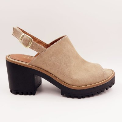 sandalia tratorada -layt tan