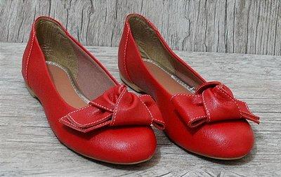 Sapatilha Vermelha - Ref 001