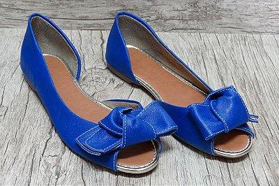 Sapatilha Aberta Azul - Ref 005