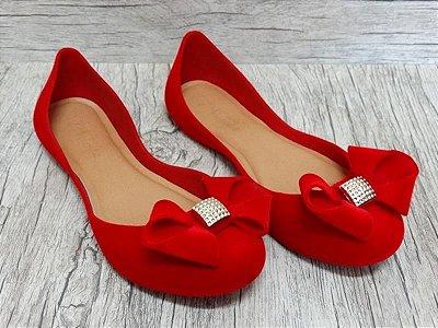 Sapatilha Vermelha - Ref 1005
