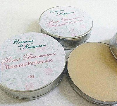 Bálsamo Perfumado - Rosas Damascenas - Floral Frutal *Edição Limitada