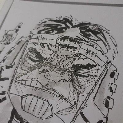 Modok - Sketch A6