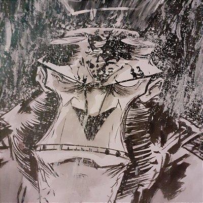 Hellboy - Arte Original A4