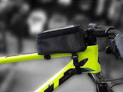 Bolsa Celular Suporte Quadro Bike - G