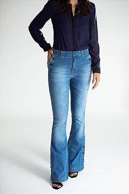 Calça Jeans Flare - Dallas