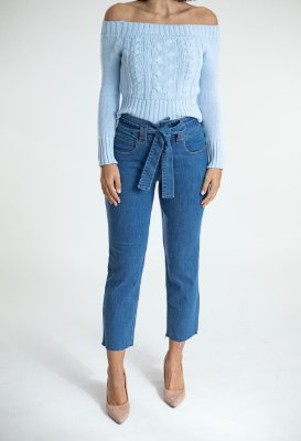 Calça Jeans Reta - Rio Branco