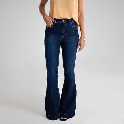 Calça Jeans Flare - Medellín - Santé Denim