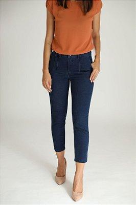 Calça Jeans Skinny - Andros - Santé Denim