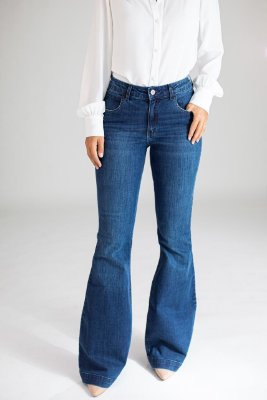 Calça Jeans Flare - Marrakech