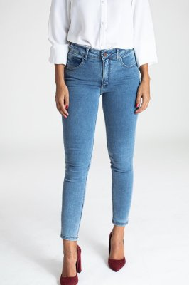 Calça Jeans Skinny - Sendai