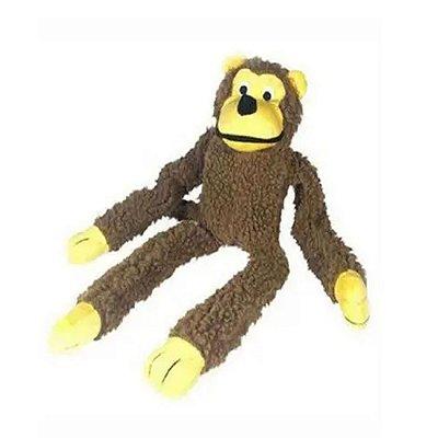 Brinquedo Pelúcia Macaco