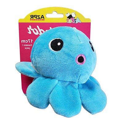 Brinquedo Polvo do Mar de Pelúcia
