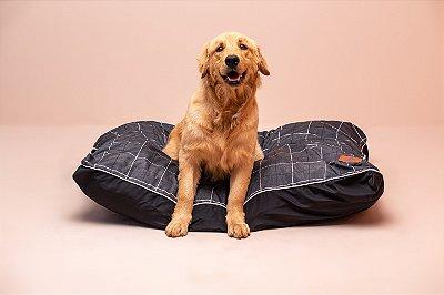 Almofada para Cachorro Mabuu Pet - Cinza