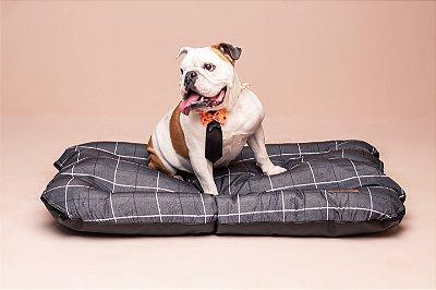 Colchonete para Cachorro Mabuu - Cinza